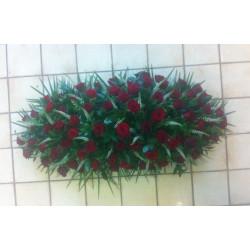 Anthurium bloemstuk rood
